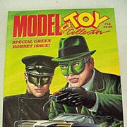 SALE Model And Toy Collector Special Green Hornet Issue #18