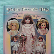 SALE Modern Collectible Dolls ID & Price Guide, Volume 2 by Patsy Moyer
