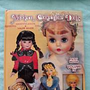 SALE Modern Collectible Dolls ID & Value Guide, Vol. 4 by Patsy Moyer