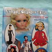 SALE Modern Collectible Dolls ID & Value Guide, Vol. 5 by Patsy Moyer