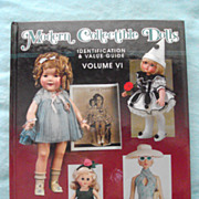 SALE Modern Collectible Dolls ID & Value Guide, Vol. 6 by Patsy Moyer