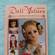 Doll Values Antique to Modern, 8th Edition