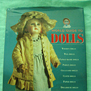SALE World Guide to Dolls by Valerie Jackson Douet