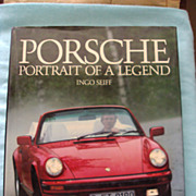 SALE Porsche Portrait Of A Legend, Beautiful Photos! Out of Print