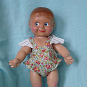 Cameo Composition  Giggles Doll, Designed by Rose O'Neill