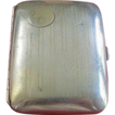 Sterling Silver Art Deco Elgin Evening Cigarette Case
