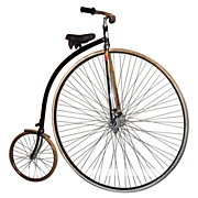 Vintage High-Step Bicycle Co. High Wheel Bicycle, 52""