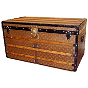 19th c. Louis Vuitton Trunk