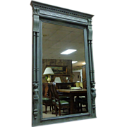 19th Century French Antique Renaissance Style Mirror