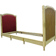 19th Century French Antique Louis XVI Style Day Bed