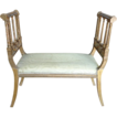 19th Century French Antique Louis XVI Style Bench