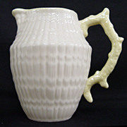 Belleek Limpet Milk Pitcher