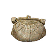 1960's Morris Moskowitz Brocade Evening Purse