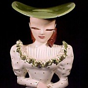 REDUCED Betty Lou Nichols LuAnne Head Vase