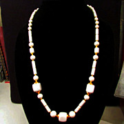 Vintage Long Trifari Necklace