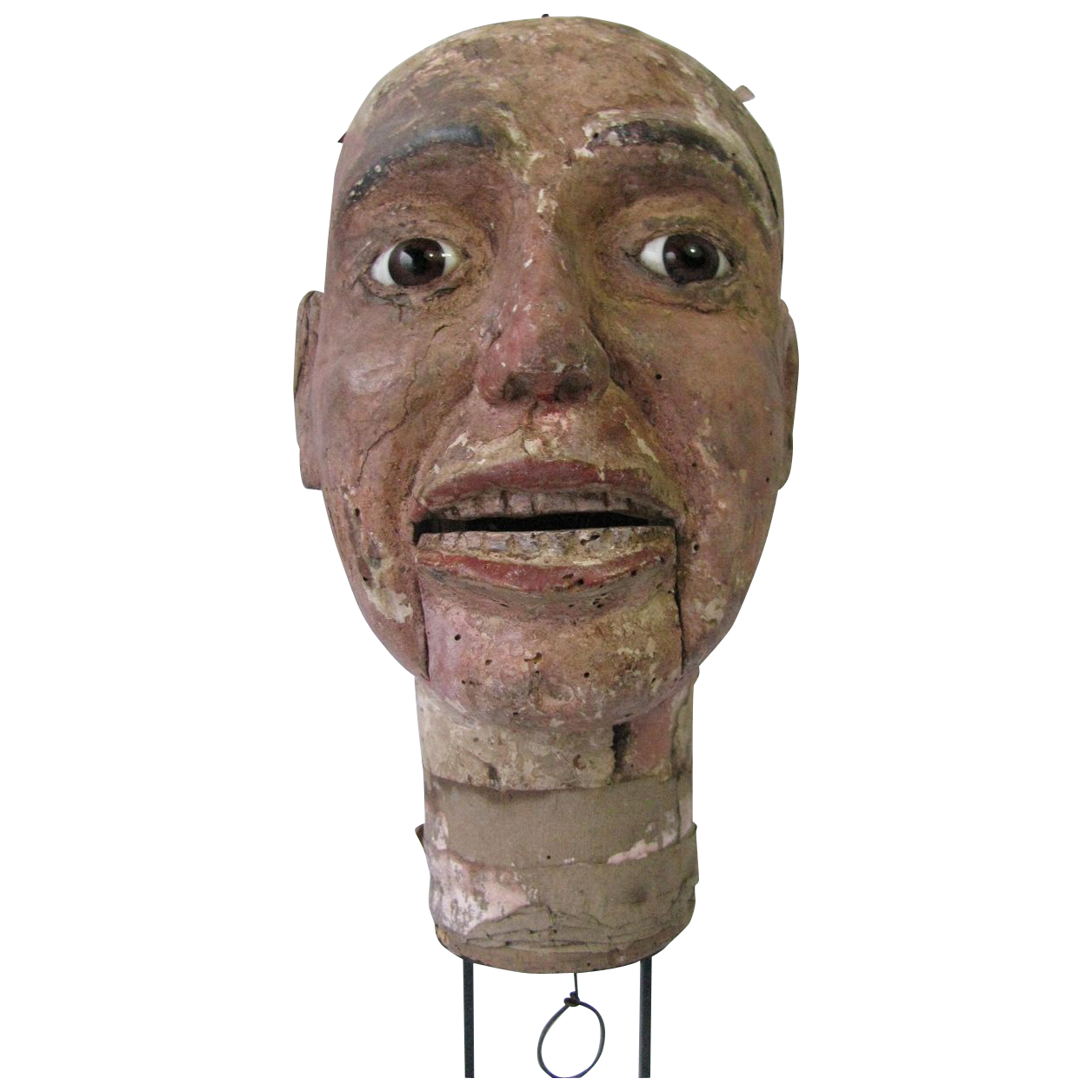 Ventriloquist Dummy Head