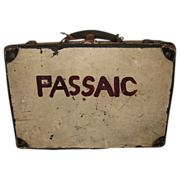 Vintage Sports Roller Skate Case Passaic New Jersey