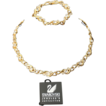SWAROVSKI Set-Savvy Collection-Necklace & Bracelet-Golden Swirls & Crystals