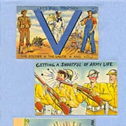 Three 1940s Military Postcards � Two Comic and One Serious