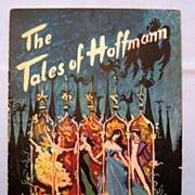 "SALE ""Tales of Hoffman"", London Films Program, 1950 Opera and Ballet Movie"