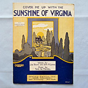 �Sunshine of Virginia� � Lonesome for Home, 1923