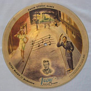 Vogue Picture Record  'Sugar Blues' and 'Basin Street Blues', 1940s