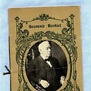 SALE Denman Thompson, Stage Character Actor, 1910 Souvenir Booklet