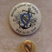 Ancient Order of United Workmen (A O U W) � Massachusetts Fraternal Lodge 1898