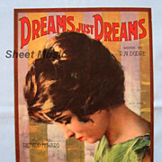�Dreams Just Dreams� � Beautiful Silent Screen Actress Alice Joyce, 1919