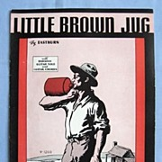 �Little Brown Jug� Country Western Drinking Song 1941
