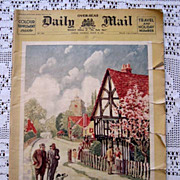 1935 London �Daily Mail�, Aldershot Tattoo Tourism Special Edition