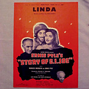 Linda, Song from Ernie Pyles Story of G. I. Joe 1945 Movie