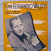 �San Fernando Valley� - Bing Crosby 1943