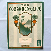 �The Cubanola Glide� � Dance Music with Lyrics, 1909