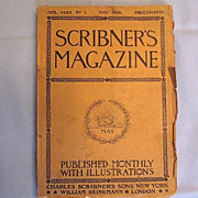 Scribner�s Magazine, 1906, Edward Curtis Southwest Indian Photos
