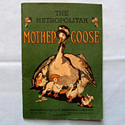Mother Goose Children�s Book of Rhymes, from Metropolitan Insurance