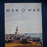 �Men O� War�, Ships in Action Built by Newport News Shipyard, 1943