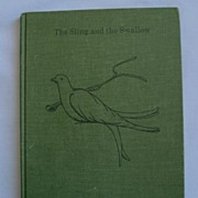 SALE 'The Sling and the Swallow' Beautifully Illustrated Child�s Religious Story
