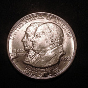 1923-S Monroe Doctrine Centennial Commemorative Half Dollar