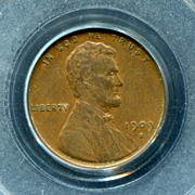 1909-S VDB the Key Date of Lincoln Cents, PCGS VF Details
