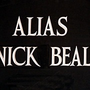 """Alias Nick Beal""  Paramount Pictures Set of 9 Title & Credits Boards"