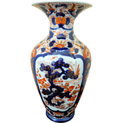 Japanese Imari Vase