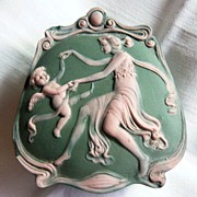 Pate sur Pate Box: Cupid and Psyche