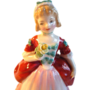 Royal Doulton figure: Valerie HN 2107