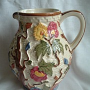 Indian Tree pattern Jug by HJ Wood