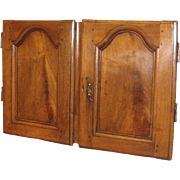 French Country Louis XV Buffet Doors