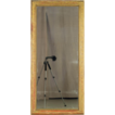 French Gilded Oblong Mirror
