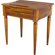 French Country Walnut Desk