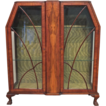 Art Deco Display Cabinet or Vitrine