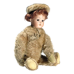 Antique Teddy Doll - Looking for a Good Home